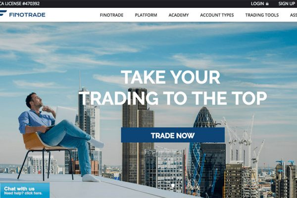 Finotrade Review