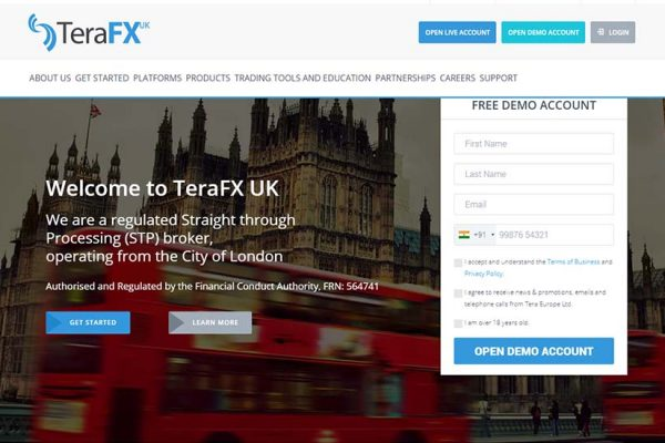 TeraFX  Review – Full Guide Step by Step
