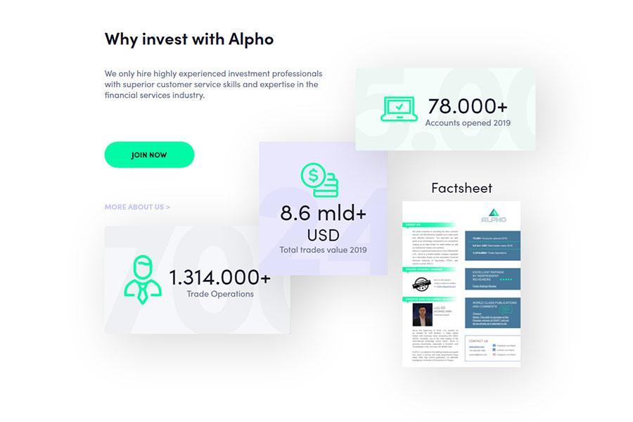 About Alpho