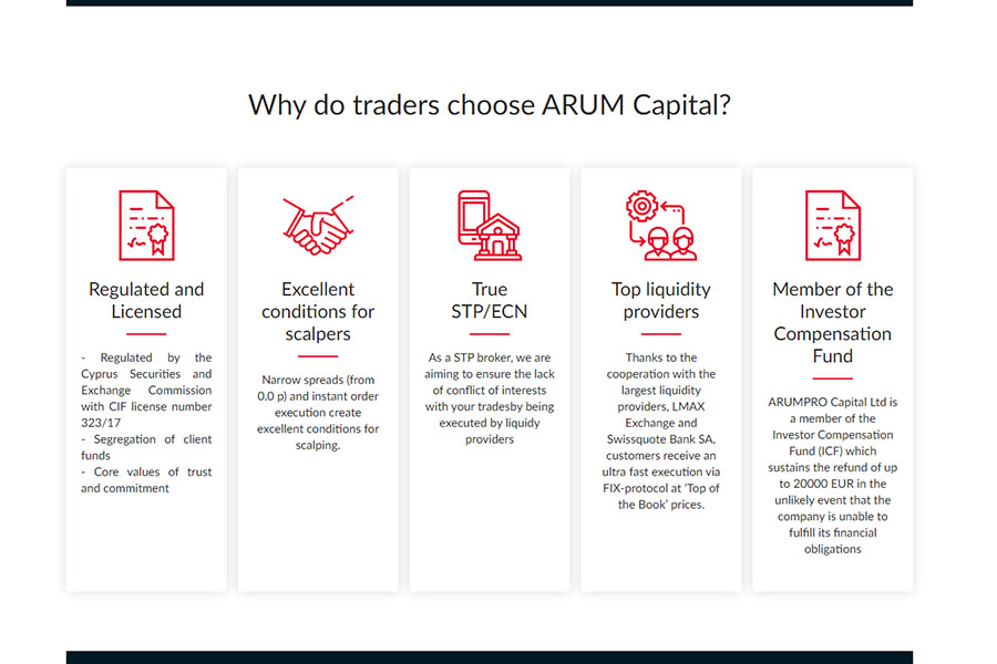 Arum Capital About